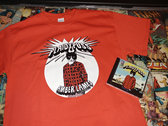 Amber Lamps - Plaidypuss Shirt/CD Bundle photo