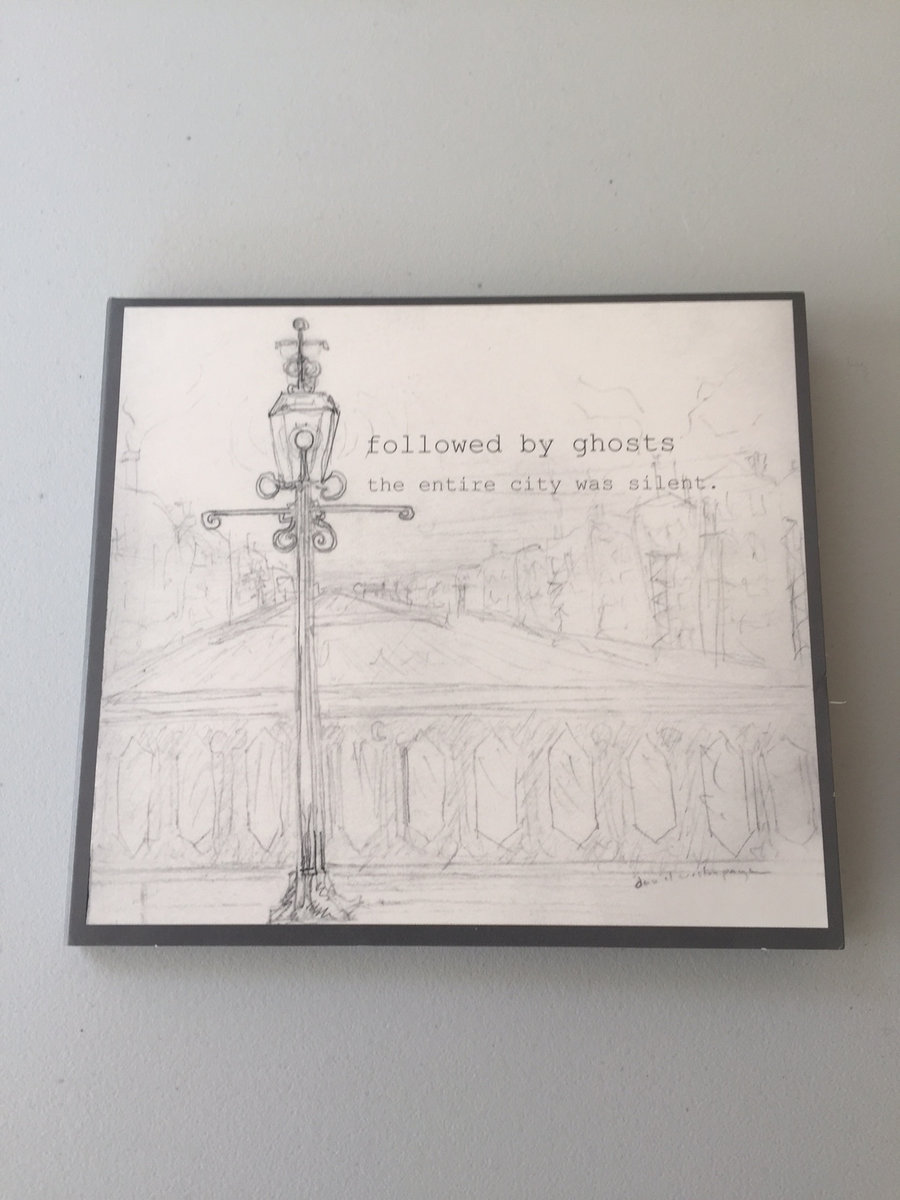 Original Pressing In Matte Cardstock Digipack With Liner Notes And The Poem From Title Track Artwork Created During Recording Of Album