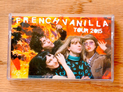 French Vanilla - Tour 2015 CASSETTE main photo
