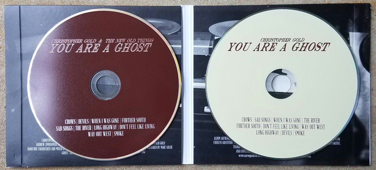 You Are a Ghost | Christopher Gold
