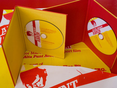 Alta Punt Abrir Limited Edition DVD main photo