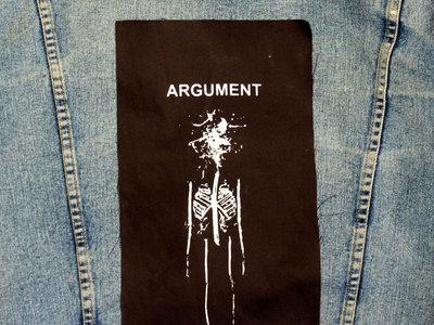 Argument back patches main photo