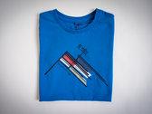 Into Olymp - girls shirt (blue) photo