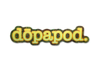 Dopapod Font Sticker main photo