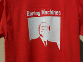 "Boring Machines ""Boring Bettino"" t-shirt photo"
