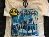 vintage* SAVE THE RAS KASS tee/tanks & Soul On Ice: Revisited Splatter Vinyl photo