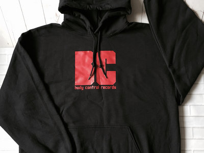 Body Control Records Hoodie main photo