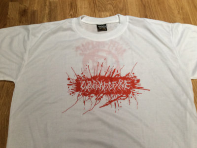 CxBxFxIxHxFxlxFxRxE Anti-Music Gore-Noise Tshirt Limited edition main photo