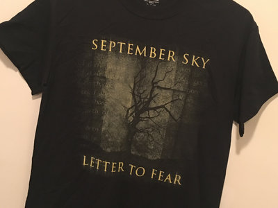 Letter To Fear T- Shirt main photo