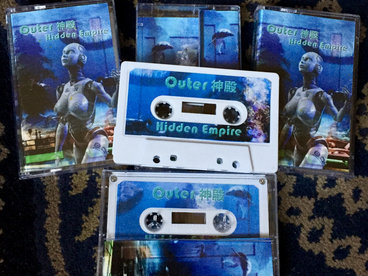 limited BLUE DOLPHIN edition cassette main photo