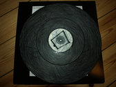 Superstition As A Result Of Abuse – Compressed By The Death Of Meaning, 12'' + 7'' Anti-record. photo