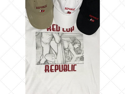 """Republic"" Dad/Mom Hat main photo"