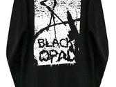 BLACK OPAL // MUL.SUHUR.MÁS Longsleeve Tee photo