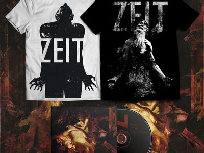 ZOE BIOS Reissue - Jacket CD + T-Shirt main photo