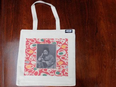 Japan Blues Sells His Record Collection - canvas bag main photo