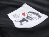"""T-Shirt """"Les Passages Secrets"""" Femme - Turquoise photo"""