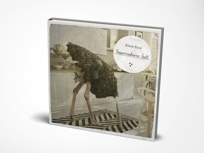"""Supersadness Intl."" Hardcover Book main photo"
