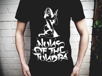 NUNS OF THE TUNDRA NAUGHTY NUN TEE main photo
