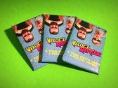 VelociRapTour Trading Card Pack photo
