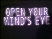 """""""Open Your Mind's Eye T-Shirt"""" photo"""