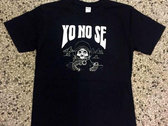 Yo No Se Screen Printed T Shirt photo