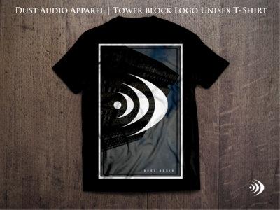 Tower Block Dust Audio T-Shirt - Black main photo