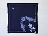 Virgen de Guadalupe Bandana - Blue photo