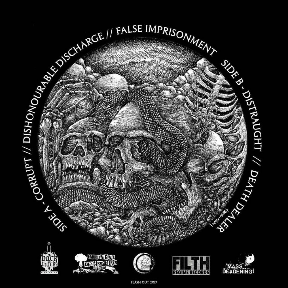 FLASH OUT - DEATH DEALER EP | Imminent Destruction Records