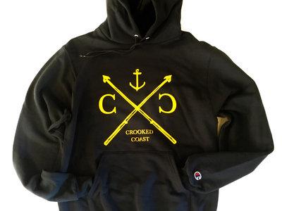 Crooked Coast x Champion Hoodie main photo