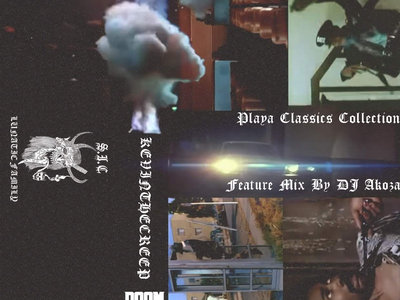 KEVINTHECREEP - PLAYA CLASSICS COLLECTION CASSETTE TAPES main photo