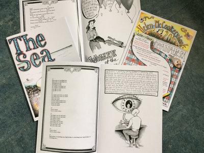 16 Page Illustrated A4 Chordlyrics Book Helen Mccookerybook