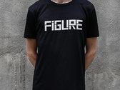 T-Shirt - The Logo - White On Black photo