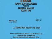 """PRAISE EP SAMPLER VOLUME 1 - 12"""" VINYL RELEASE photo"""