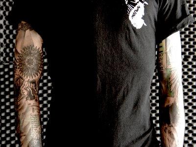 Shirt (LOGO) black main photo