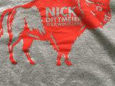 Buffalo t-shirt photo