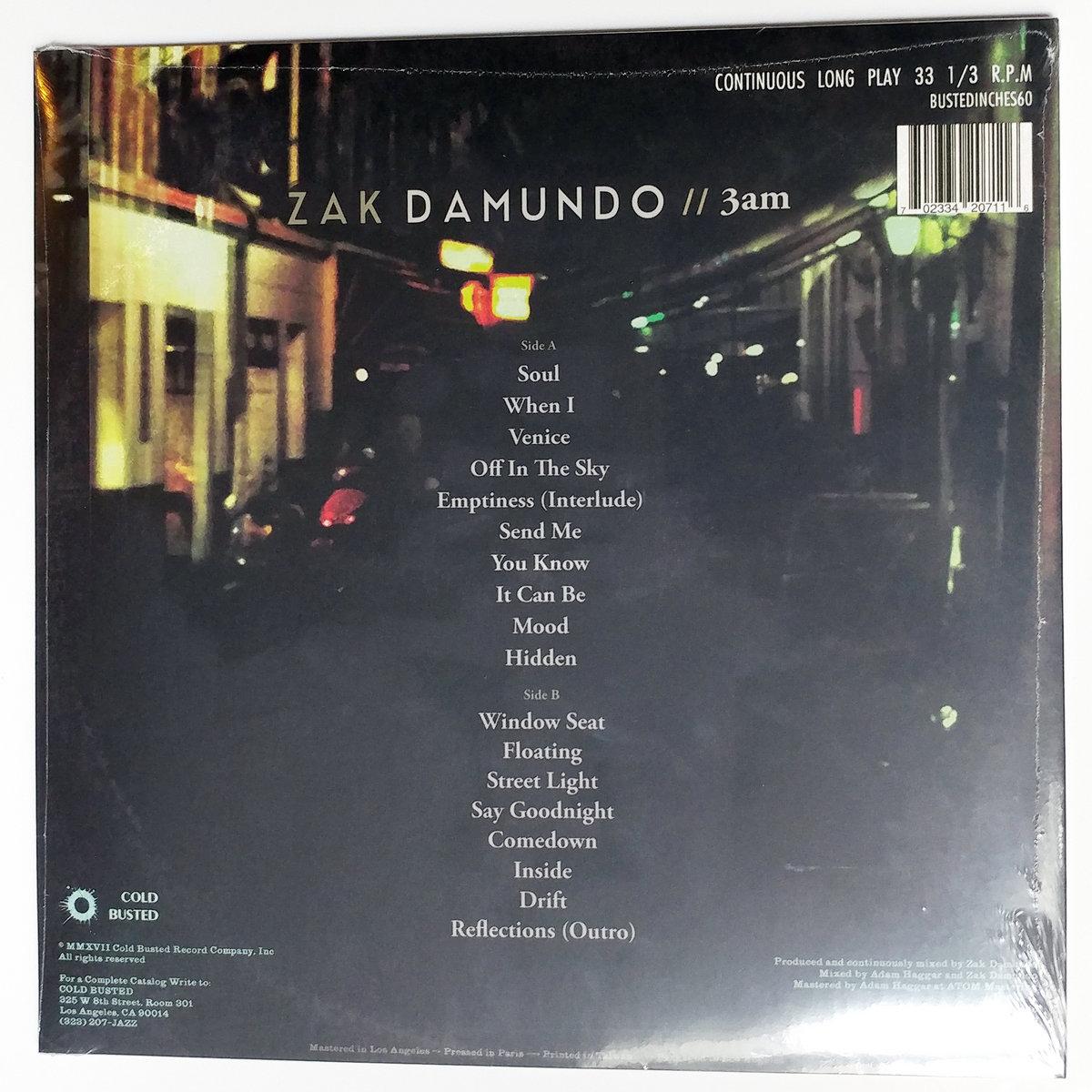 3am | Zak Damundo