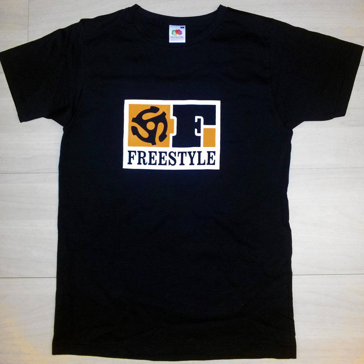 fe410ca768429 Freestyle Records T Shirt