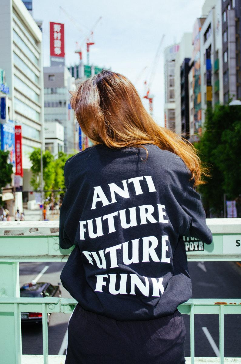 6404b7df40d7 ... Anti Future Future Funk Tee photo
