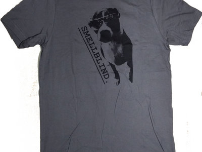 Gibson the Dog Smellblind T-shirt main photo