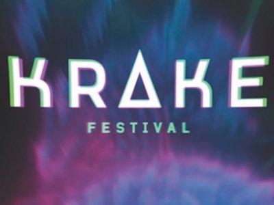 KRAKE FESTIVAL 2017 TICKET - EARLY BIRD FULL FESTIVAL main photo
