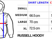 Lightless hoody (Russell) photo