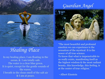 Haven of Relaxation Meditation Cards main photo