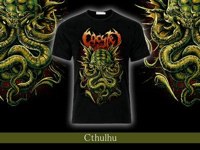 Cthulu T-shirt main photo