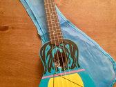 Handmade Recordiau Prin Ukulele PRINU0004 photo