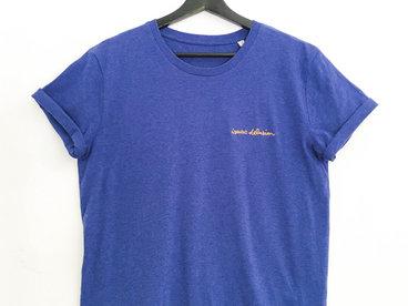 Isaac Delusion T-Shirt Homme Bleu/Gris main photo