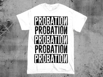 PROBATION - LOGO SHIRT main photo