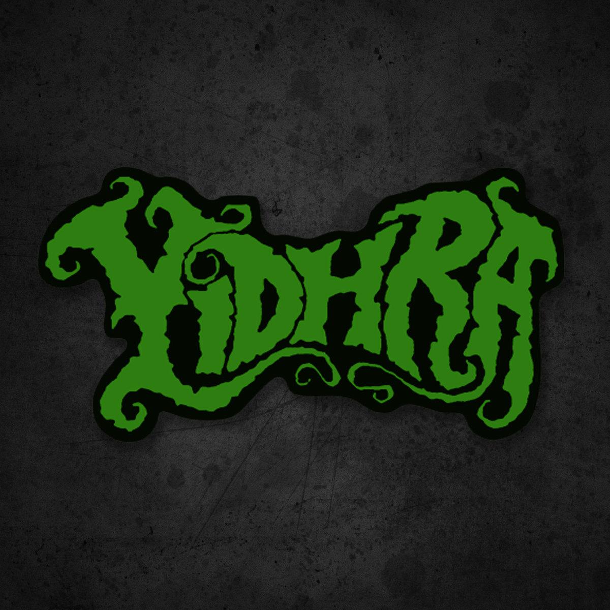 Yidhra Logo DieCut Vinyl Sticker Yidhra - Die cut vinyl stickers