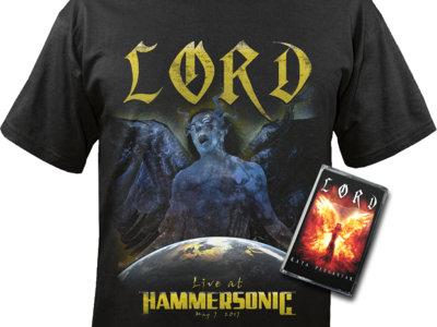 "Hammersonic Shirt + ""Kata Pengantar"" Cassette Bundle main photo"