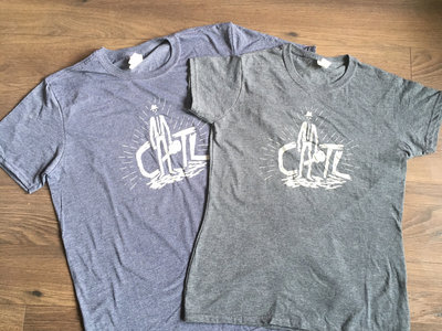 SEXY NEW SHIRTS! super soft+badass logo=perfect for any true catl fan! main photo