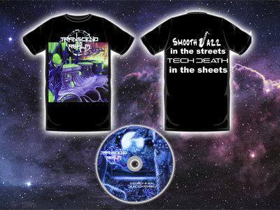 (Pre order) Smooth Tech Shirt + CD main photo